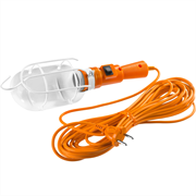 СИБИН 60 Вт/220 В, 10 м, выключатель, светильник переносной 56064-60-10