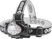 ЗУБР 3хAAA, 10 ultra LED, фонарь налобный 56438