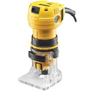DeWALT DWE6005, 16000-34000 об/мин, кромочный фрезер