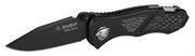ЗУБР 200 мм/лезвие 82 мм, металлическая рукоятка, нож складной МЕТЕОР 47718