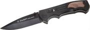 ЗУБР 200 мм/лезвие 85 мм, металлическая рукоятка, нож складной КЛЫК 47704_z01