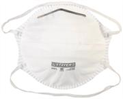 STAYER 15 шт, класс защиты FFP1, коническая, многослойная, полумаска фильтрующая 11109-H15
