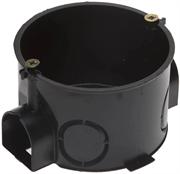 СВЕТОЗАР 60х40 мм, подштукатурный монтаж, круглая, коробка установочная SV-54901