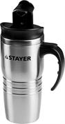 STAYER 450 мл, термокружка COMFORT 48105