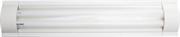 """СВЕТОЗАР 18Вт, T8, с плафоном, 2 лампы, светильник люминесцентный """"СЛ-818"""" SV-57595-2-18"""