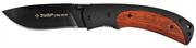 ЗУБР 190 мм/лезвие 80 мм, металлическая рукоятка, нож складной НОРД 47708