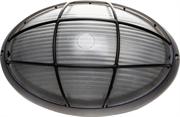 СВЕТОЗАР 100 Вт, IP54, влагозащищенный, черный, светильник уличный SV-57303-B