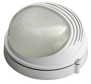 СВЕТОЗАР 60 Вт, IP54, влагозащищенный, белый, светильник уличный SV-57271-W