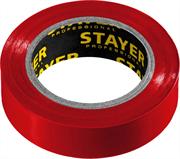 STAYER 15 мм х 10 м, не поддерживает горение, изоляционная лента пвх  Protect-10 12291-R