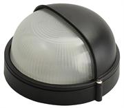 СВЕТОЗАР 60 Вт, IP54, влагозащищенный, черный, светильник уличный SV-57261-B