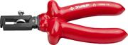 ЗУБР 5-10 ммd, 160 мм, до~1000В, пассатижи диэлектрические ЭЛЕКТРИК 2214-9-16_z02