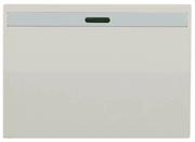 """СВЕТОЗАР одноклавишный, без вставки и рамки, выключатель """"ЭФФЕКТ"""" SV-54431-B"""