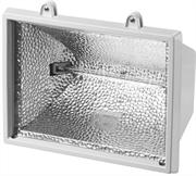 STAYER 1000 Вт, MAXLight, с дугой крепления под установку, белый, прожектор галогенный 57105-W