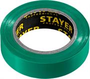 STAYER 15 мм х 10 м, не поддерживает горение, изоляционная лента пвх  Protect-10 12291-G