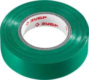 ЗУБР 15 мм х 20 м, изоляционная лента пвх электрик-20 1234-4_z02 Профессионал