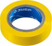 ЗУБР 15 мм х 10 м, изоляционная лента пвх электрик 10 1233-5_z02 Профессионал