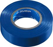 ЗУБР 15 мм х 20 м, изоляционная лента пвх электрик-20 1234-7_z02 Профессионал