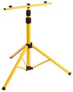 СВЕТОЗАР 65-160 см, желтый/черный, штатив переносной 56922