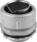 СВЕТОЗАР D25 мм, IP54, наружная резьба, муфта вводная металлич 60200-25