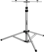 {{photo.Alt || photo.Description || 'ЗУБР 160 см, ТШ-2, для 2-х прожекторов, телескопический, переносной штатив 56932'}}