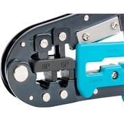 GROSS 290 мм, клещи зажимные для опрессовки 17719