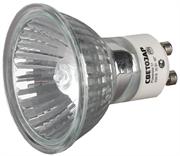 СВЕТОЗАР 75 Вт, d=51 мм, GU10, 220 В, лампа галогенная SV-44827