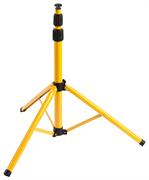 СВЕТОЗАР 65-160 см, желтый/черный, штатив переносной 56920