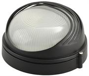 СВЕТОЗАР 60 Вт, IP54, влагозащищенный, черный, светильник уличный SV-57271-B