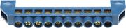 СВЕТОЗАР 10 полюсов, изоляционная оболочка, шина нулевая 49805-10