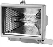 STAYER 150 Вт, MAXLight, с дугой крепления под установку, белый, прожектор галогенный 57101-W