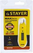 STAYER 12-220 В, 70 мм, тестер напряжения 45282