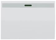 """СВЕТОЗАР одноклавишный, без вставки и рамки, выключатель """"ЭФФЕКТ"""" SV-54431-W"""