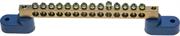 СВЕТОЗАР 14 полюсов, на 2-х угловых изоляторах, шина нулевая 49809-14