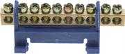 СВЕТОЗАР 12 полюсов, изоляционная оболочка, шина нулевая 49805-12