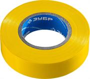 ЗУБР 15 мм х 20 м, изоляционная лента пвх электрик-20 1234-5_z02 Профессионал