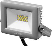STAYER 10 Вт, LEDPro, прожектор светодиодный 57131-10
