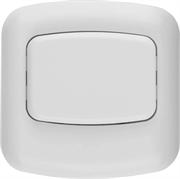 СВЕТОЗАР 220 В, белая, кнопка для звонка 58301