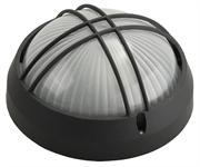 СВЕТОЗАР 60 Вт, IP54, влагозащищенный, черный, светильник уличный SV-57311-B