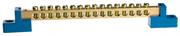 СВЕТОЗАР 16 полюсов, на 2-х угловых изоляторах, шина нулевая 49808-16