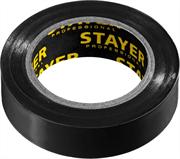 STAYER 15 мм х 10 м, не поддерживает горение, изоляционная лента пвх  Protect-10 12291-D