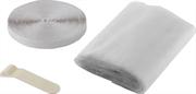 STAYER 1,1х1,3 м, ПЭТ, белая, сетка противомоскитная для окон COMFORT 12480-11-13
