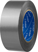 ЗУБР 48 мм х 50 м, серая, на тканевой основе, универсальная, армированная лента (скотч) 12090-50-50 Профессионал