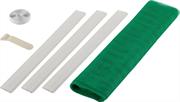STAYER 1,0х2,2 м, ПЭТ, зеленая, сетка противомоскитная для дверей COMFORT 12502-10-22
