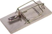 STAYER 95х45 мм, деревянная, малая, мышеловка 40501-S