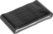 ЗУБР 48 мм х 5 м, черная, влагостойкая, универсальная армированная лента (скотч) 12096-50-05