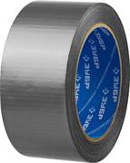 ЗУБР 48 мм х 25 м, серая, на тканевой основе, универсальная, армированная лента (скотч) 12090-50-25 Профессионал