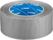 ЗУБР 50 мм х 50 м, серая, лента пвх универсальная (скотч) 12075-50-50 Профессионал