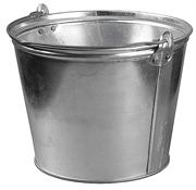 12 л, сталь оцинкованная, для непищевых продуктов, ведро 39300-12