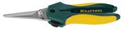 KRAFTOOL 205мм, прямые, длина режущей кромки 50мм, ножницы многофункциональные 40000-1_z01