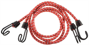 STAYER 1000 мм,  8 мм, 2 шт., шнур резиновый крепежный 40506-100